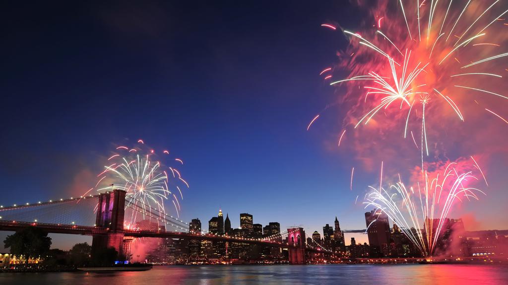 nouvel an 2017 à New York