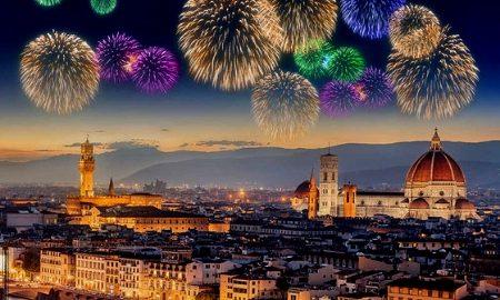 Nouvel An à Florence