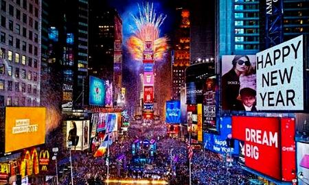 Idee Pour Passer Le Reveillon Du Jour De L An.Nouvel An 2020 A New York Conseils Bons Plans Offres De